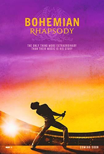 Preisvergleich Produktbild MBPOSTERS Bohemian Rhapsody 2018 Poster,  Plakat in Sizes