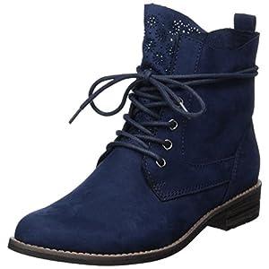 Marco Tozzi Damen Combat Boots