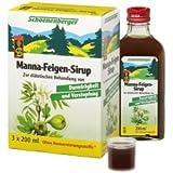 MANNA-FEIGE-Sirup Schoenenberger Heilpfl.Säfte 3X200 ml