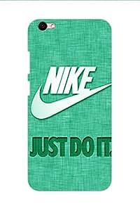 SRS Nike U Do It 3D Back Cover for Vivo V5s