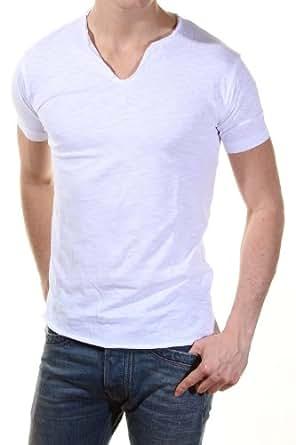 T-traxx - T Shirt Jgclb003 Blanc - Taille M - Couleur Blanc