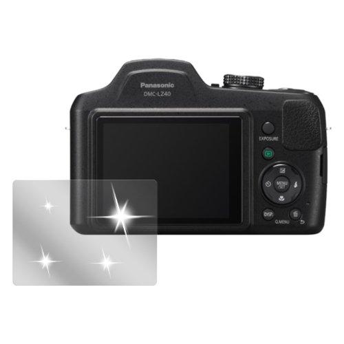 dipos I 6X Schutzfolie klar passend für Panasonic Lumix LZ40 Folie Displayschutzfolie