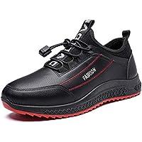 HUALQ D8818 Otoño E Invierno Zapatos De Algodón para Hombres, Zapatos Deportivos Casuales, Deportivos, Zapatos para Hombres