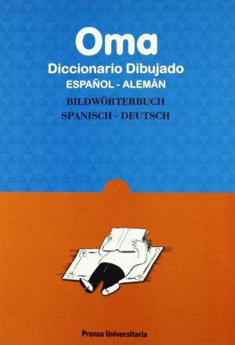 Diccionario oma dibujado español-Alemán por Aa.Vv.