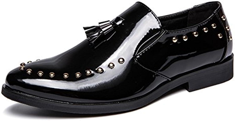 Mocasines y ocios de PU Artificial para Hombres 2018 Primavera/otoño para Hombre Oficina y Diario/Viaje / Zapatos  -
