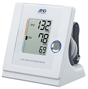 A&D UA-851 Lifestyle Digital Blood Pressure Monitor