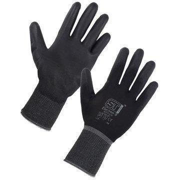 warrior-nb10-pu-coated-nylon-work-gloves-black-size-10-xl-set-of-12