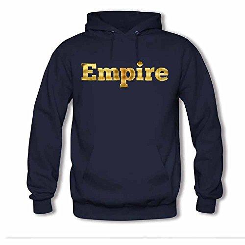 Empire Golden Logo Women's Hoodie XL