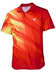 Victor Polo Asia, color Naranja - naranja, tamaño XS