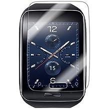 BlueBeach® Alta calidad TPU Protector de pantalla para Samsung Gear S R750