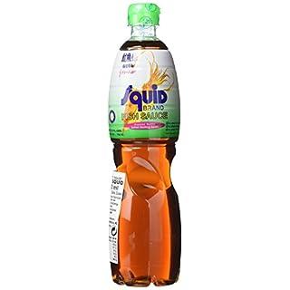 Squid Fischsauce, (77% Sardellenextrakt), 700ml, 3er Pack (3 x 700 ml Packung)