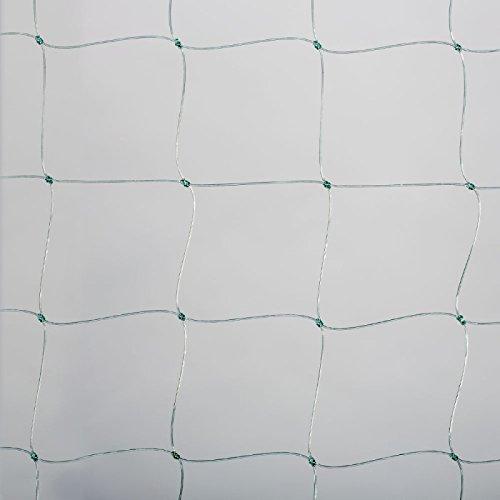 Donet Universalnetz 3 x 8 m Katzenschutznetz, Vogelschutznetz, transparent, Maschenweite 30 mm