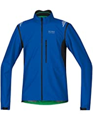 GORE BIKE WEAR 2 in 1 Herren Fahrradjacke, Super Leicht, Kompakt, GORE WINDSTOPPER, ELEMENT WS AS Zip-Off Jacket