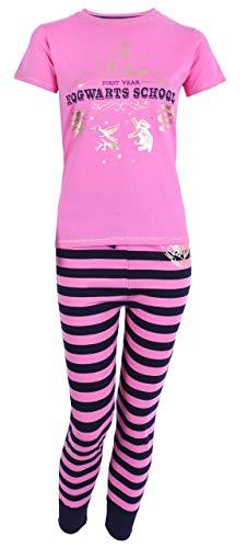 Rosa Pyjama Harry Potter 11-12 Jahre 152 cm