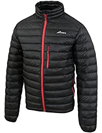 Sub Zero Mens Womens Lightweight Insulated Warm Winter Packable Goose Down Jacket Coat Full Zip