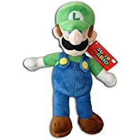 Super Mario Bros - Peluche Luigi 35cm Calidad super soft