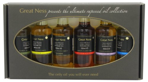 Great Ness Oil Presentation Pack