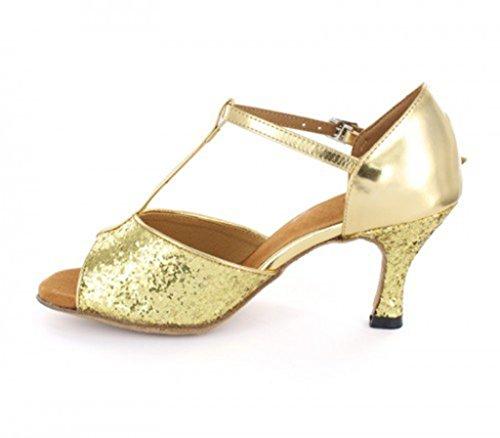 TDA - Jazz & Modern donna 7.5cm Gold