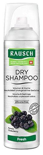 Rausch DRY SHAMPOOO Fresh verleiht dunklem sowie hellem Haar Volumen und Frische, 1er Pack(1 x 150 milliliters)