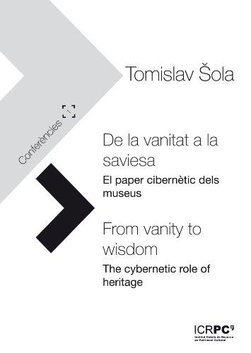 De la vanitat a la saviesa - From vanity to wisdom (Publicacions de l'ICRPC) (Catalan Edition)