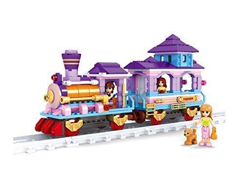 INGENIOUS TOYS EL Heartlake express tren con amigos / Bloques de construcción Set Construcción
