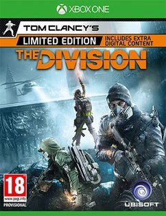 Tom Clancy's The Division - Limited Edition - Xbox One - PRE OWNED