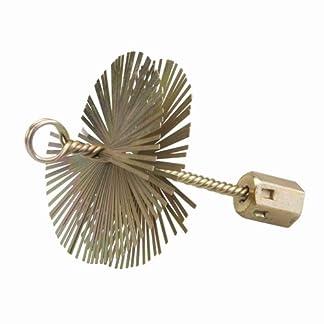 Silverline 417961 – Cepillo de alambre en forma de espiral (100 mm)