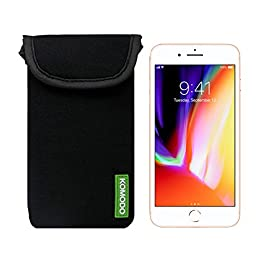 KOMODO Neoprene Phone Case for Apple iPhone 8 Plus Smartphone Padded Cover Sock Pouch
