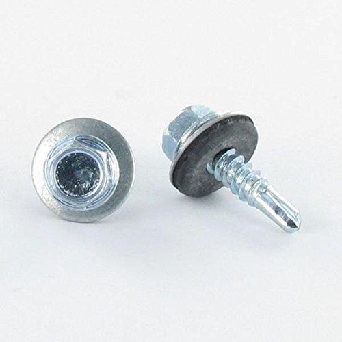boite-de-500-pieces-vis-autoperceuse-tete-hexagonale-48x19-rondelle-d-etancheite-avec-joint-neoprene