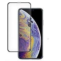 اسكرين واقي حماية الشاشة 5D لهاتف ايفون 11 (6.1 انش) - أسود