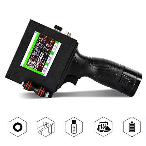 jet-Smart-Drucker Intelligente Codiermaschine LED-Touchscreen + Druckkassetten-Markenzeichen ()
