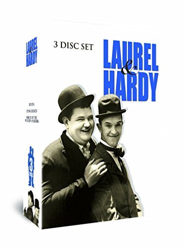 Laurel & Hardy Triple Pack [DVD] [UK Import]