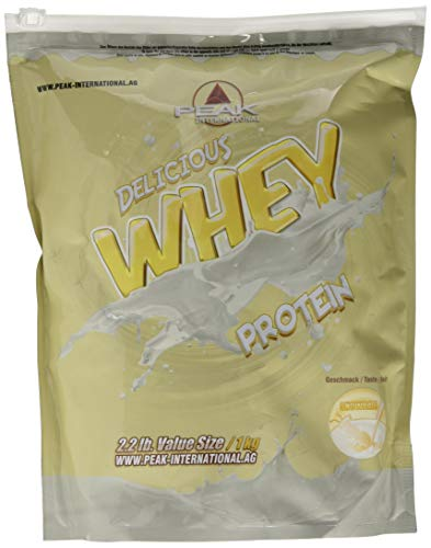 PEAK Delicious Whey Protein Snowball 1000g