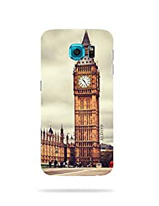 alDivo Premium Quality Printed Mobile Back Cover For Samsung Galaxy S6 / Samsung Galaxy S6Printed Mobile Covers (MKD337)