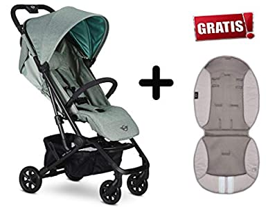 MINI von Easywalker Buggy XS Aspen Green Exclusive (Modell 2019)