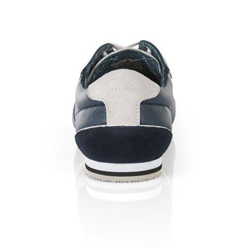Boss GreenVictoire La - Sneaker Uomo Blu (bleu foncé/Bleu marine)