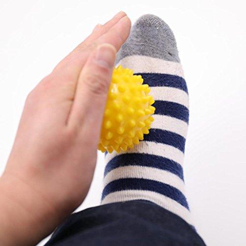 Die Hand-fuß-massage (Baoblaze 3stk Massageball Igel & Triggerpunkt Massageball/Faszienball für die Fuß-Massage & Hand-Massage)