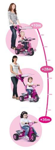 Imagen 8 de FEBER - Triciclo Baby Twist Niña (Famosa 800007099)