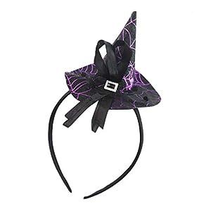 Mini sombrero de bruja de