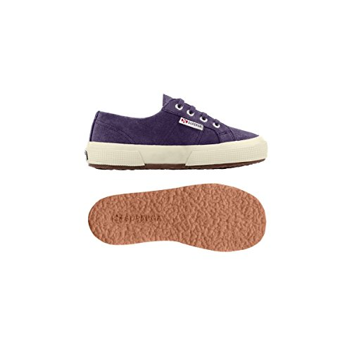Superga 2750- SUEBINJ S004Z10, Baskets mode mixte enfant Prune