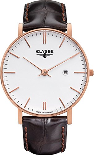 Elysee Mens Watch Classic Zelos 98004
