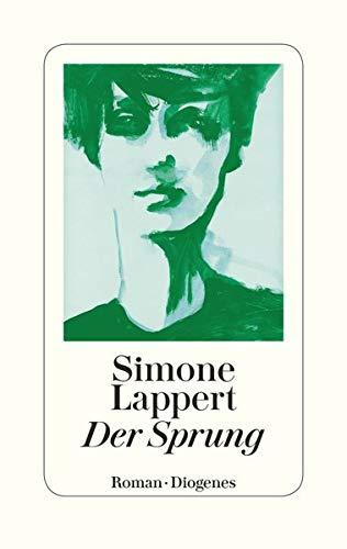 Buchseite und Rezensionen zu 'Der Sprung' von Simone Lappert