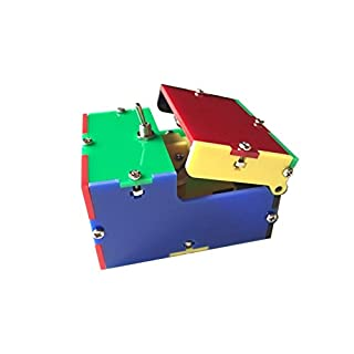 Bujingyun Fully Asembled Mini Edition Useless Box For Birthday And Party Gift Toy Game(Multicolor)