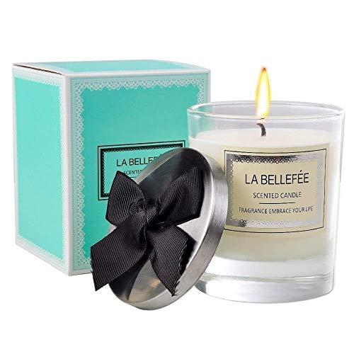 Photo de la-bellefee-bougies-parfumees-coffret-cadeau-lot-de