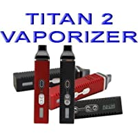 TITAN 2 II Vaporizer Mod Kit Atomizer e Hookah Shisha Pipe 1 Vaping Pen Vaporiser I Hebe by Titan