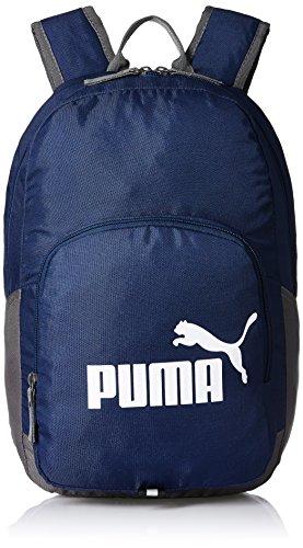 Puma Phase Backpack Mochila, Unisex adulto, Azul, Talla Única
