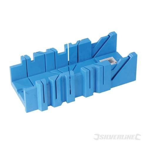 Holz. Gehrungssägen Expert Gehrungsschneidlade 300mm x 90mm Mitre Box mit 90°, 45° und 22,5° Schneiden Winkel.