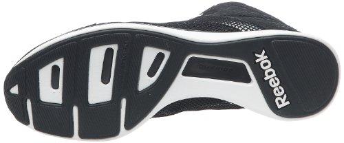 Reebok DMXRIDE reefu, STIEFEL Fitness Damen Schwarz - Noir/Blanc/Gris