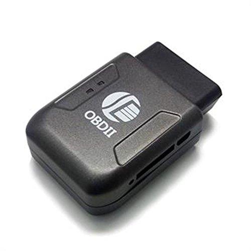 Fulltime® TK206 GPS-Realzeitverfolger Auto-LKW-Träger Mini-Tracking-Gerät GSM GPRS für Kinder - Eltern - Haustiere - Fahrrad