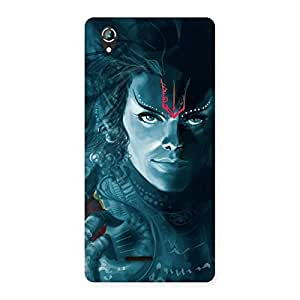 Delighted Young Devine Back Case Cover for Lava Iris 800